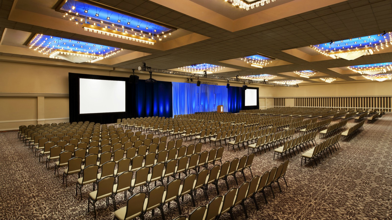 Sheraton Seattle Hotel - Grand Ballroom
