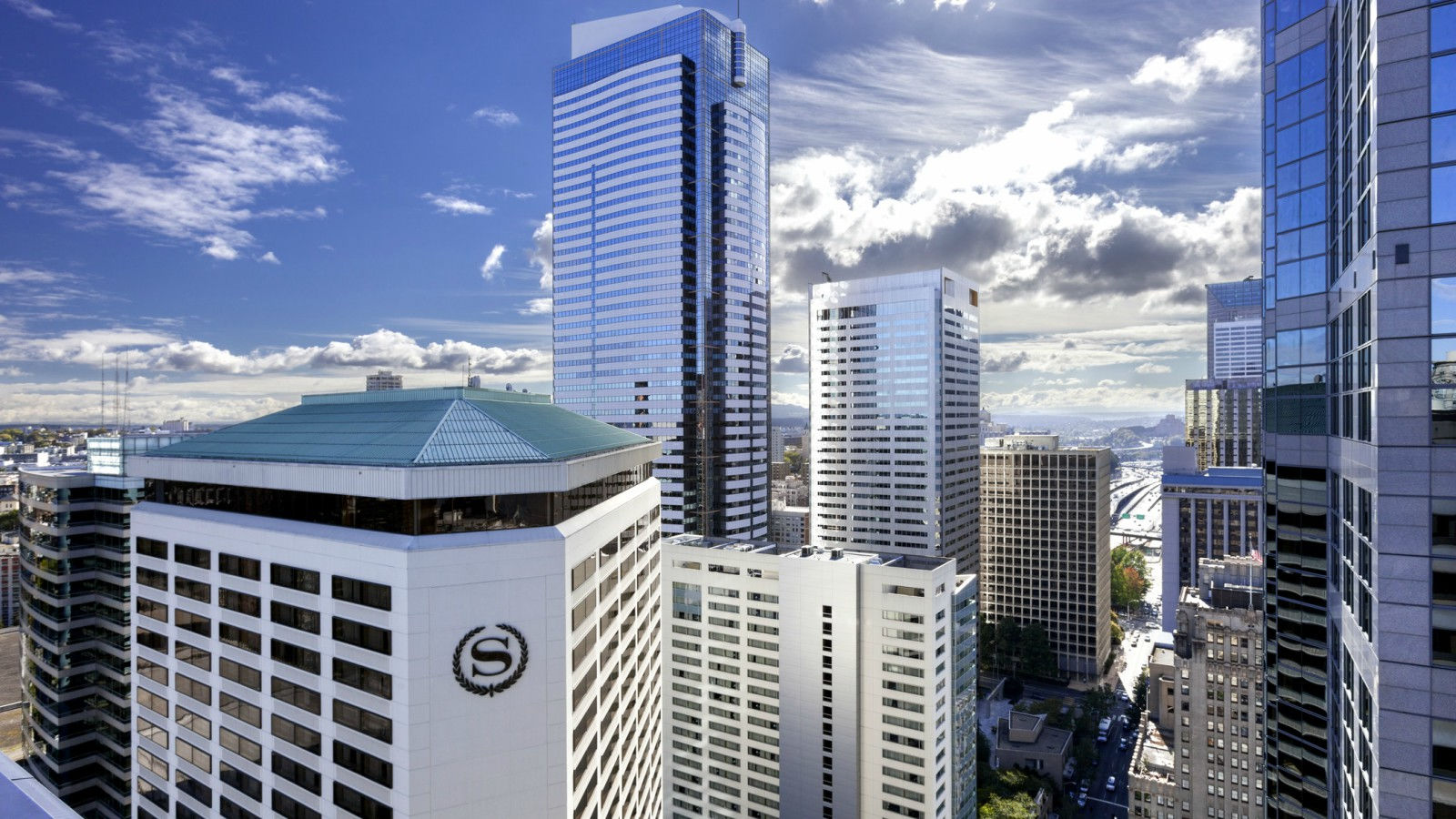 Contact Us - Sheraton Seattle Hotel