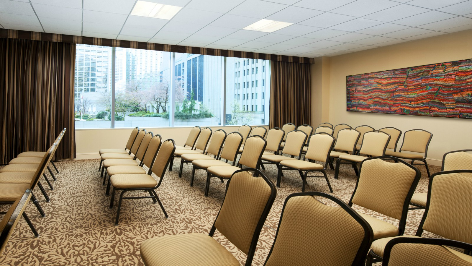 Seattle Meeting Rooms - Jefferson Room